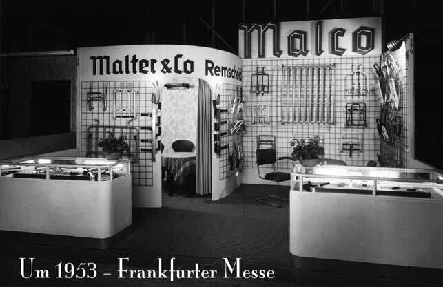 Frankfurter Messe 1953