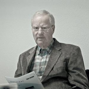 Herr Karl Hermann Scheffels